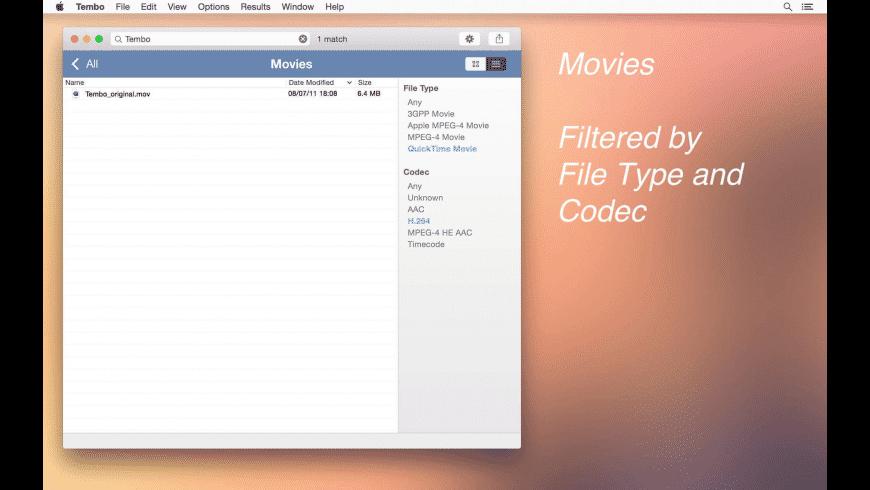 Tembo for Mac - review, screenshots