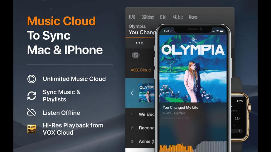 VOX for Mac - review, screenshots
