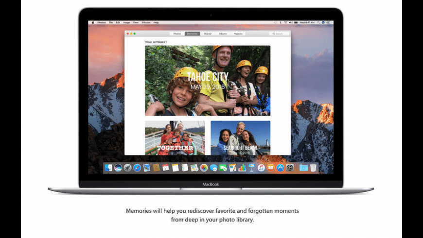 macOS Sierra Security Updates for Mac - review, screenshots