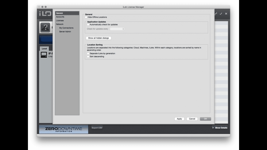 iLok License Manager for Mac - review, screenshots