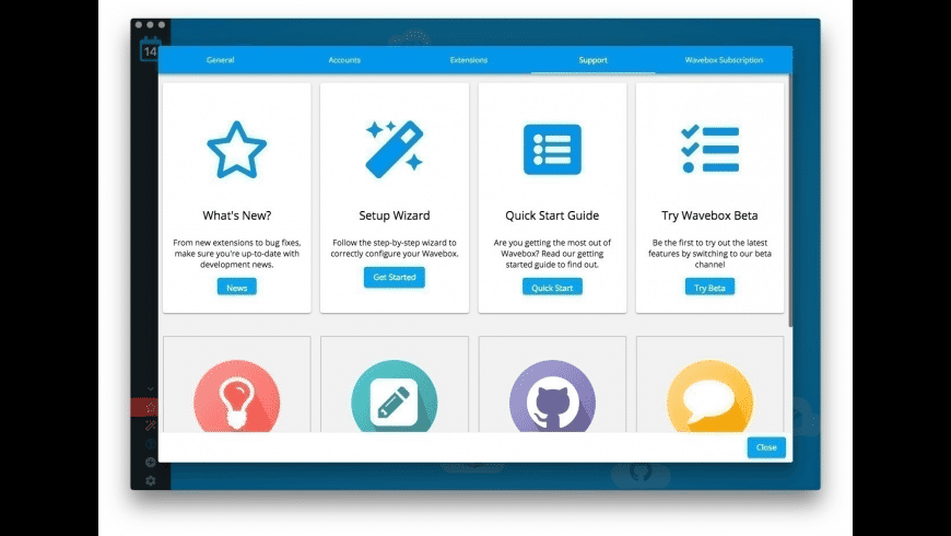 Wavebox for Mac - review, screenshots