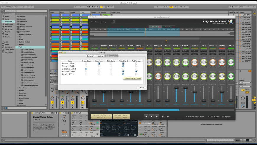 Liquid Notes for Live for Mac - review, screenshots