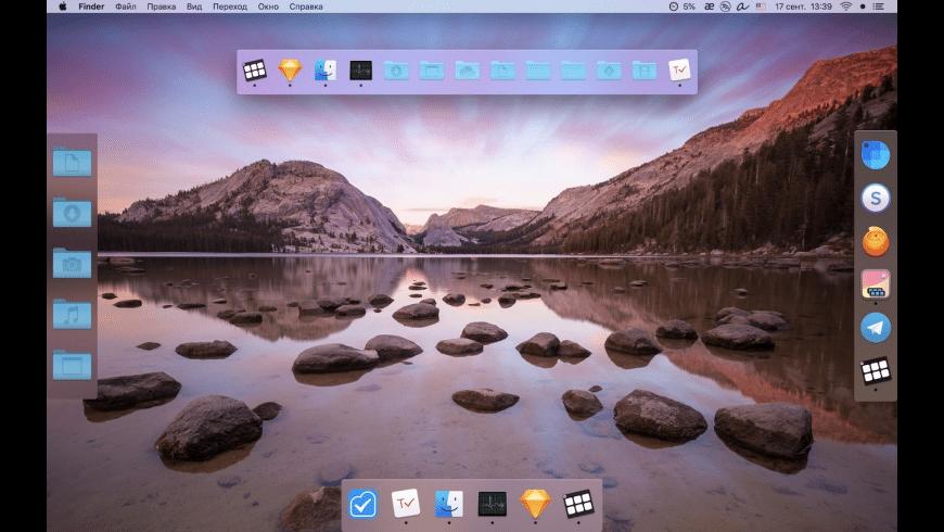 MultiDock for Mac - review, screenshots