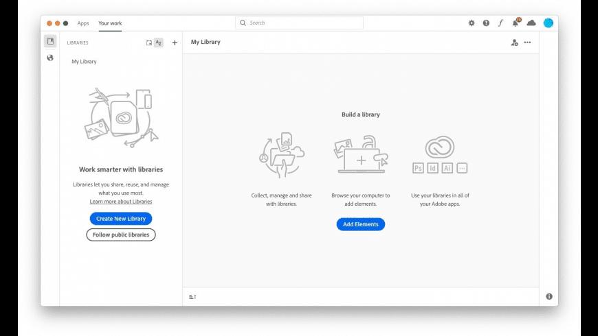 Adobe Creative Cloud for Mac - review, screenshots