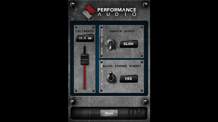 Audio Tool for Mac - review, screenshots