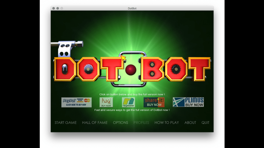 DotBot for Mac - review, screenshots