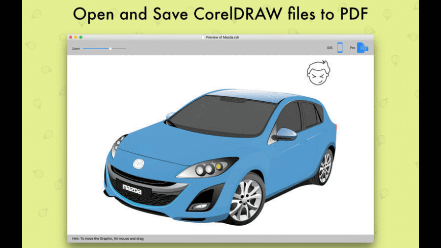 CDRViewer for Mac - review, screenshots