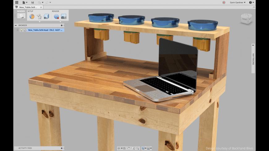 Fusion 360 for Mac - review, screenshots