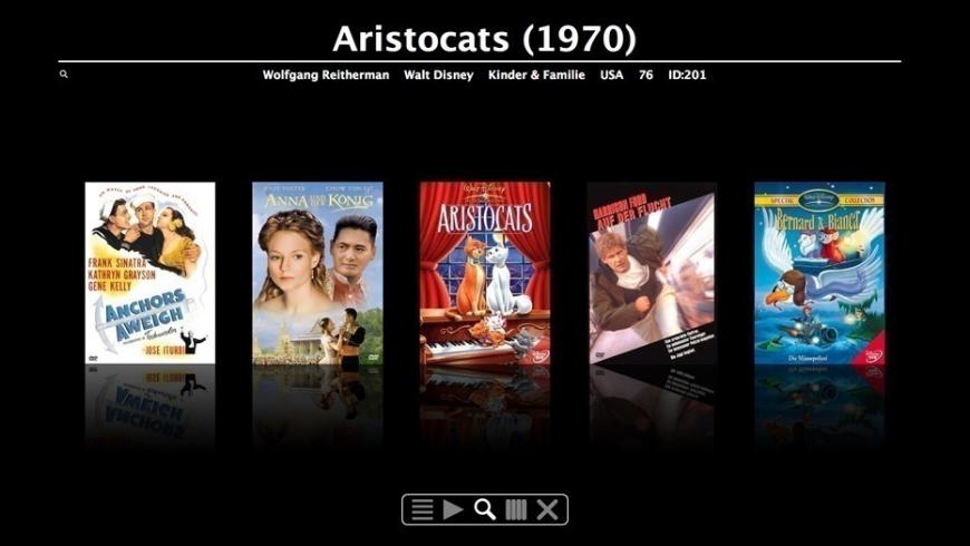 DVDpedia for Mac - review, screenshots