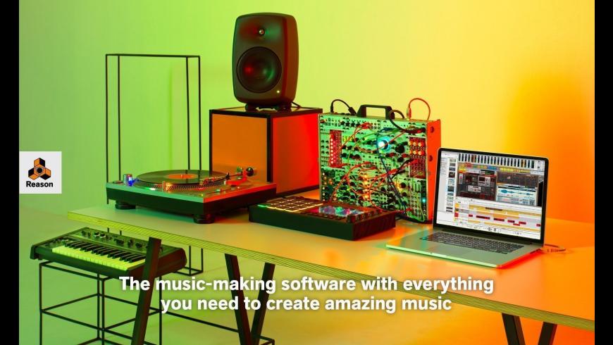 Reason for Mac - review, screenshots