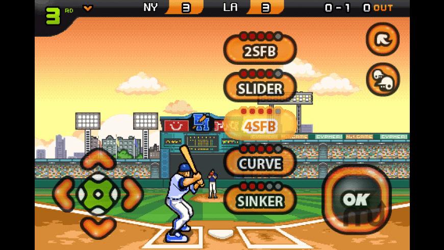 9 Innings: Pro Baseball Lite for Mac - review, screenshots