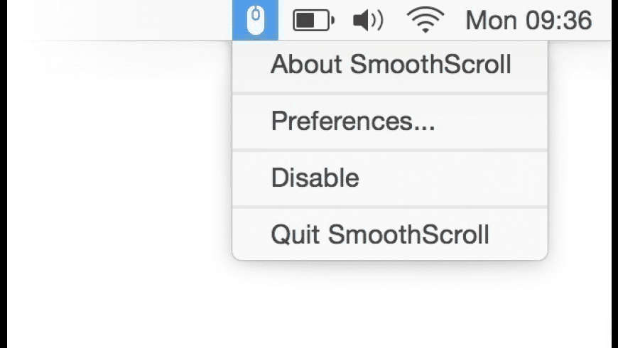 SmoothScroll for Mac - review, screenshots