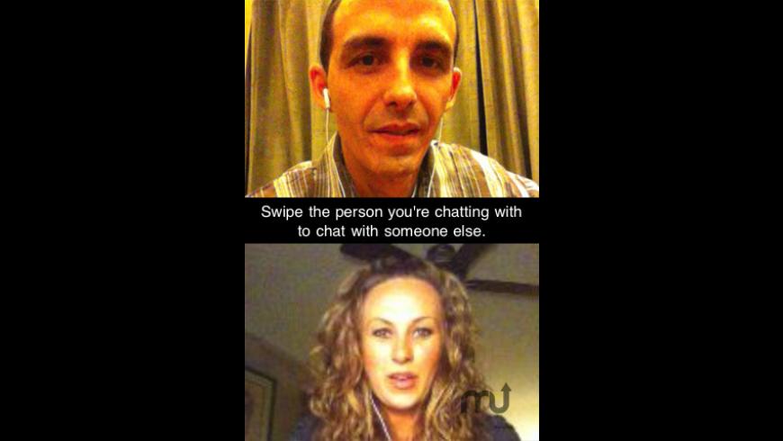 iChatr - Random Video Chat for Mac - review, screenshots