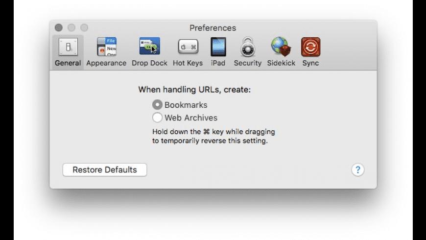 Yojimbo for Mac - review, screenshots
