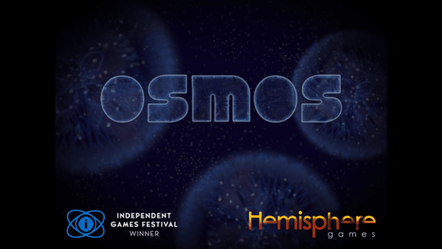 Osmos for iPad for Mac - review, screenshots