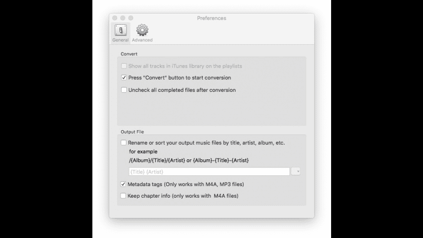AudioBook to MP3 Converter for Mac - review, screenshots