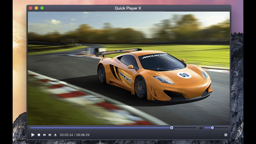Quick Player X for Mac - review, screenshots