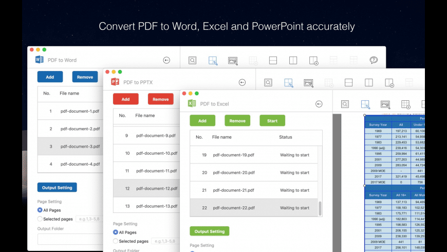 CleverPDF for Mac - review, screenshots