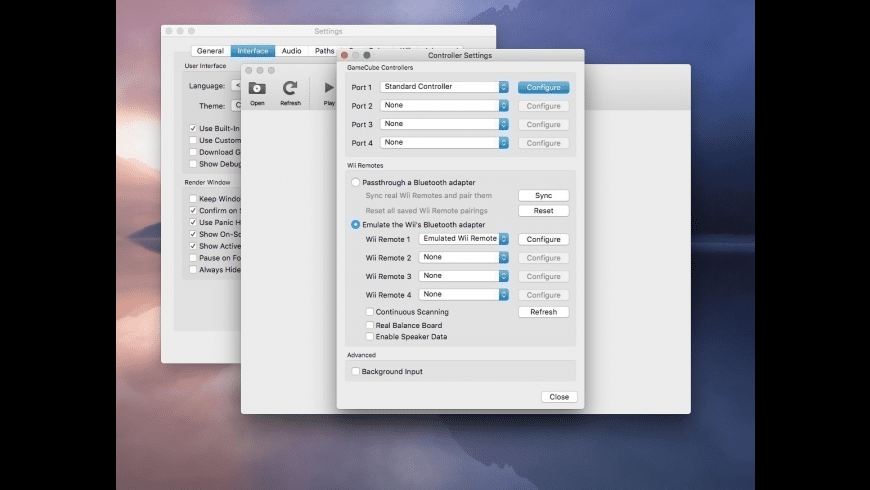 Dolphin for Mac - review, screenshots
