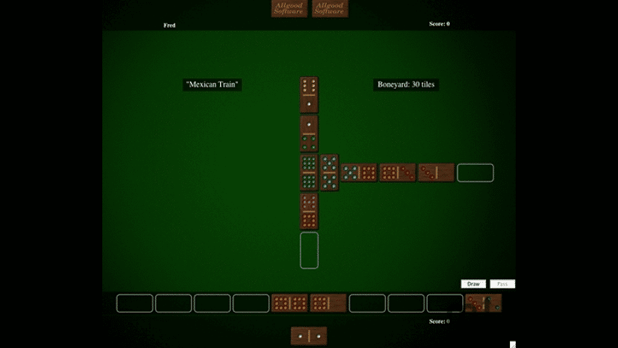 Dominoes for Mac - review, screenshots