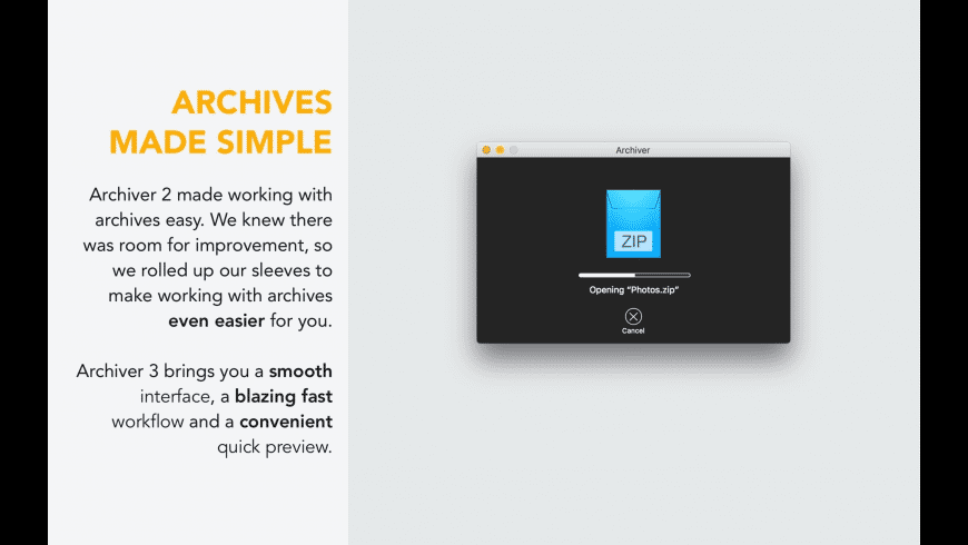 Archiver Family Pack for Mac - review, screenshots
