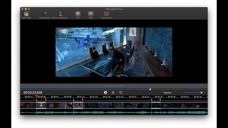 Video Split & Trim for Mac - review, screenshots