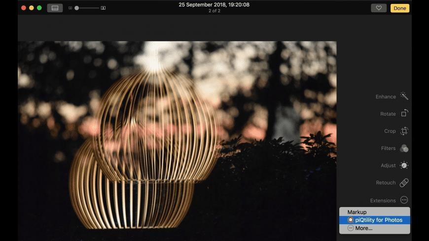 piQtility for Mac - review, screenshots