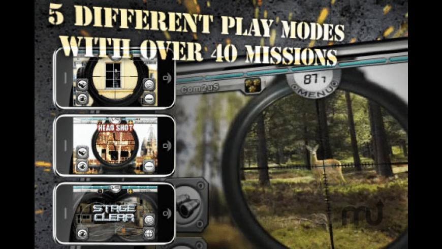Sniper Vs Sniper: Online for Mac - review, screenshots