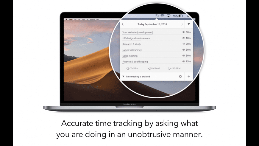 Daily for Mac - review, screenshots