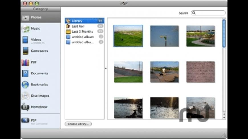 iPSP for Mac - review, screenshots
