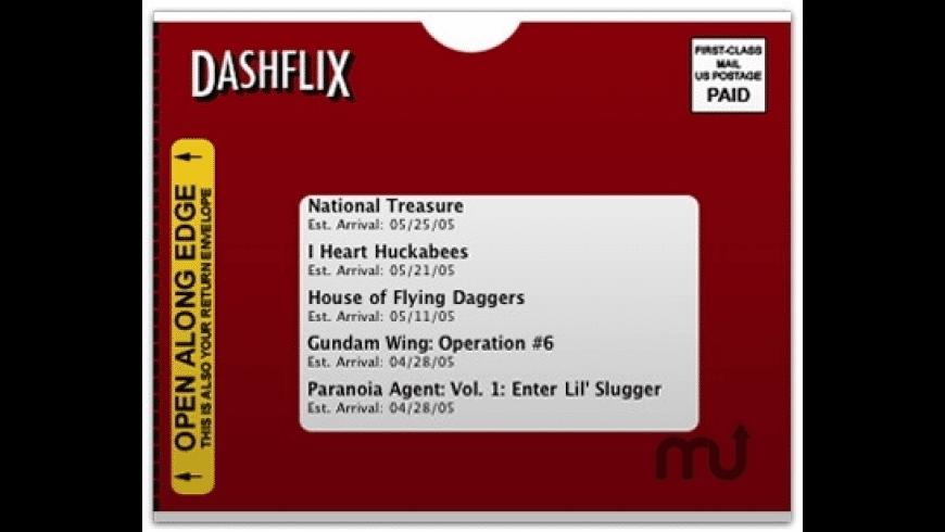 Dashflix for Mac - review, screenshots