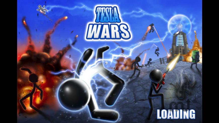 Tesla Wars for Mac - review, screenshots