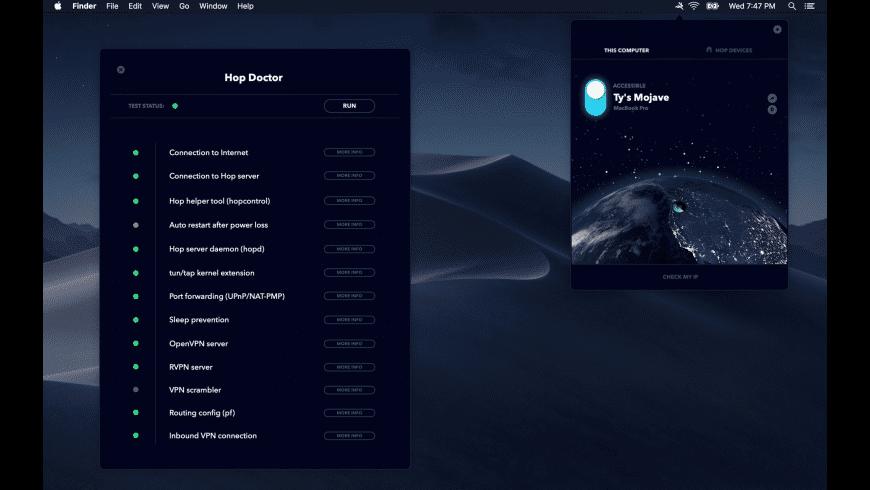 Hop for Mac - review, screenshots