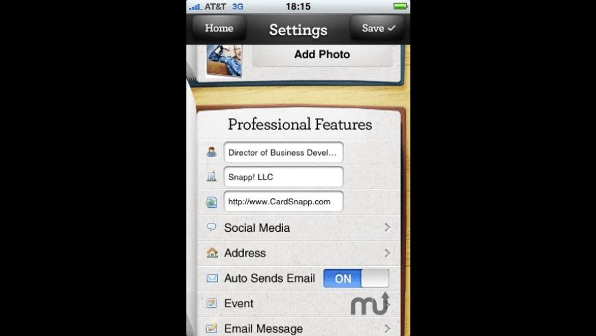 Snapp! for Mac - review, screenshots