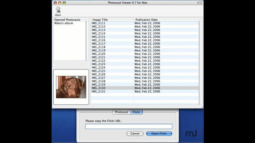 Photocast Viewer for Mac - review, screenshots