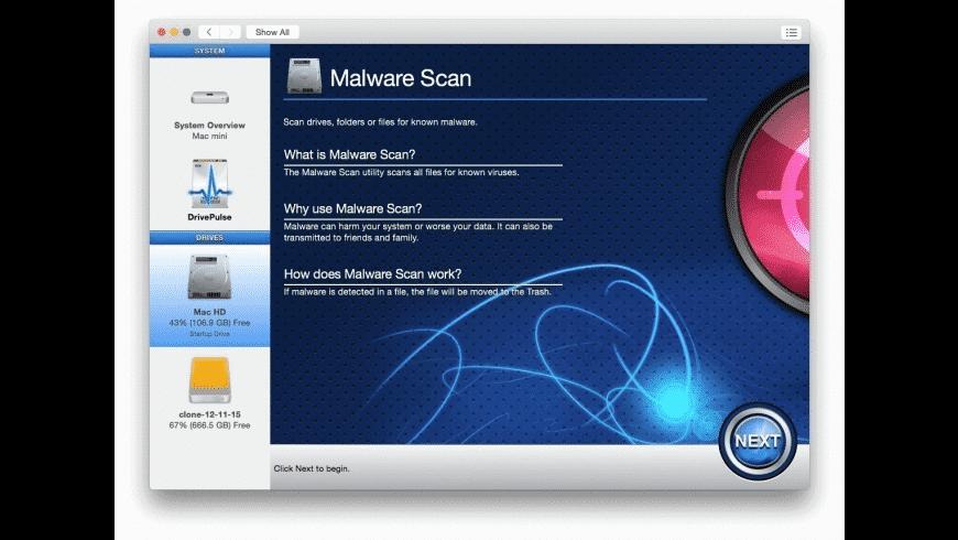 Drive Genius for Mac - review, screenshots