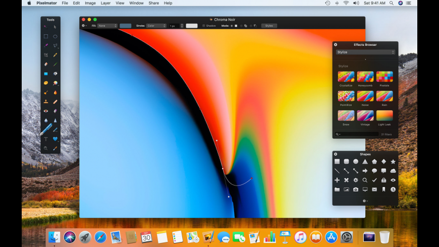 Pixelmator for Mac - review, screenshots