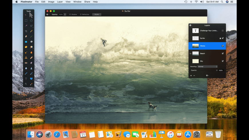 Pixelmator for Mac - review, screenshots
