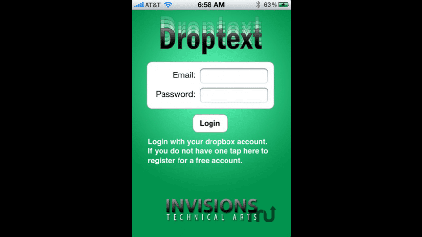Droptext for Mac - review, screenshots
