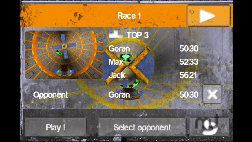 Bullet Race for Mac - review, screenshots