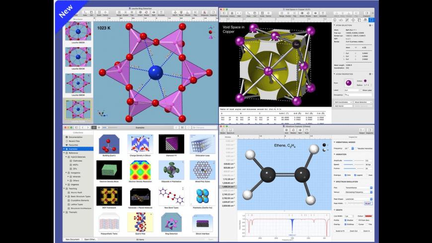CrystalMaker for Mac - review, screenshots