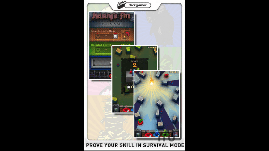 Helsing\'s Fire for Mac - review, screenshots