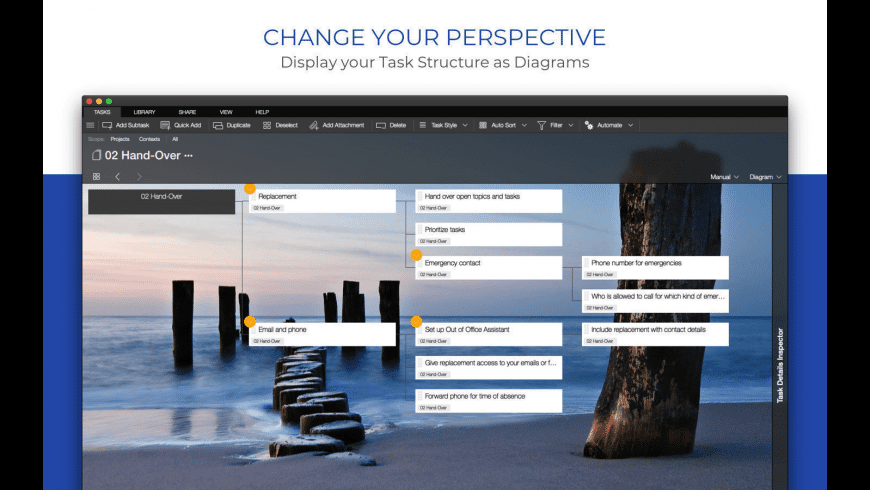 Organize:Pro for Mac - review, screenshots