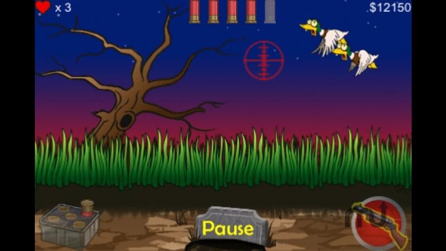 Zombie Duck Hunt for Mac - review, screenshots