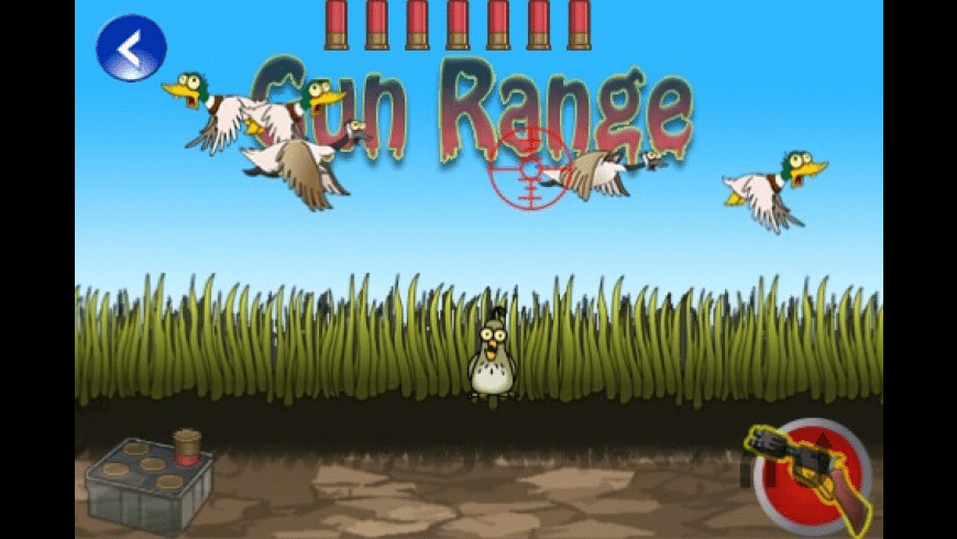 Zombie Duck Hunt for Mac - review, screenshots
