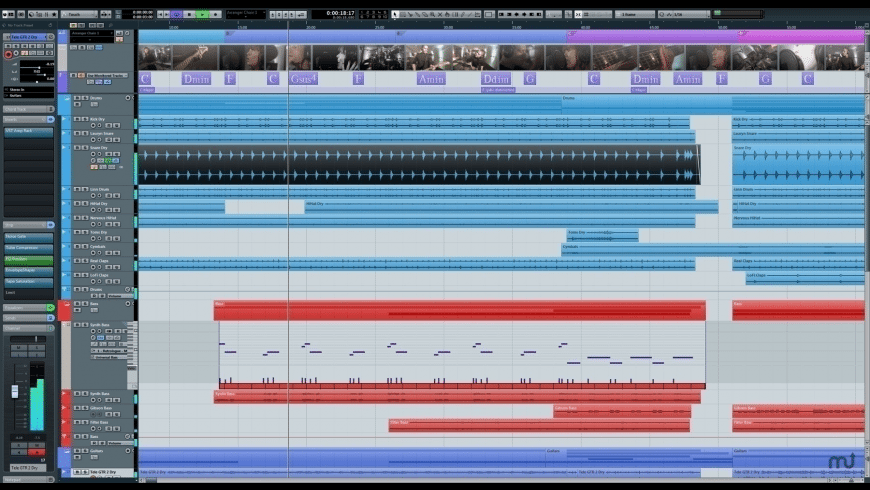 Cubase for Mac - review, screenshots