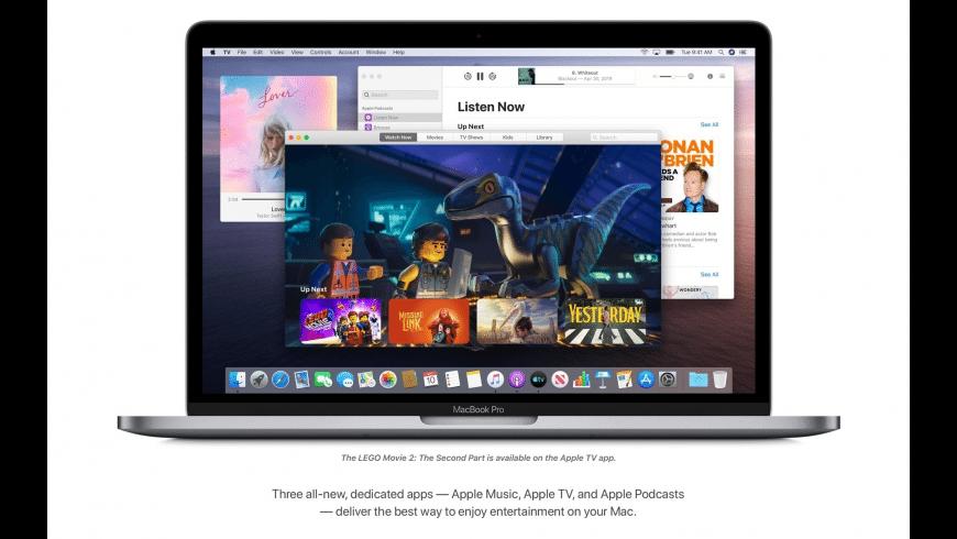macOS Catalina for Mac - review, screenshots