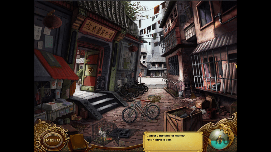 Tiger Eye Part I: Curse of the Riddle Box for Mac - review, screenshots
