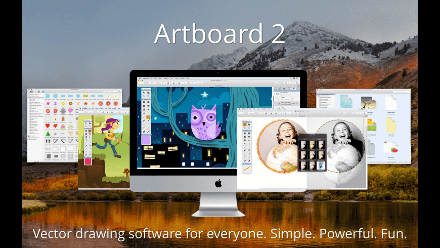 Artboard for Mac - review, screenshots
