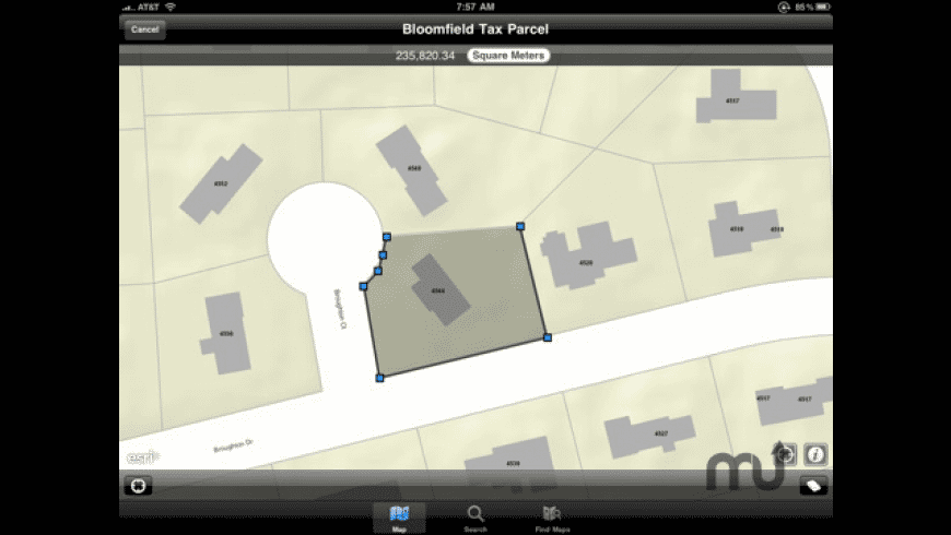 ArcGIS for Mac - review, screenshots